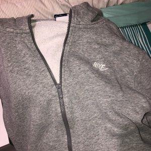 Kids xl Nike hoodie